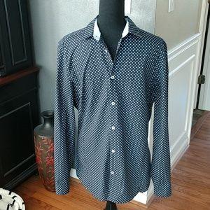 H & M button up shirt